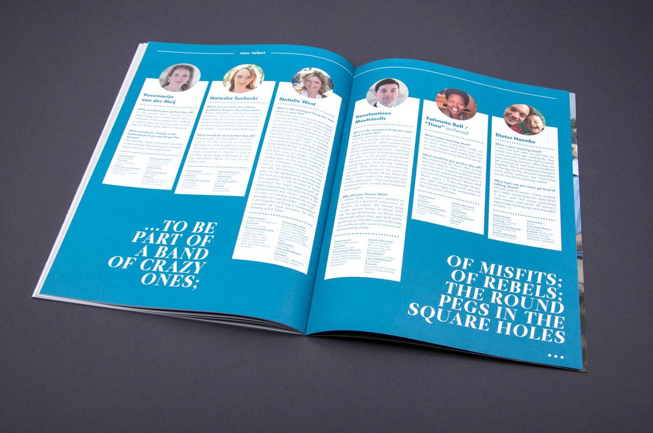 InFMO Magazine, Studio Duel