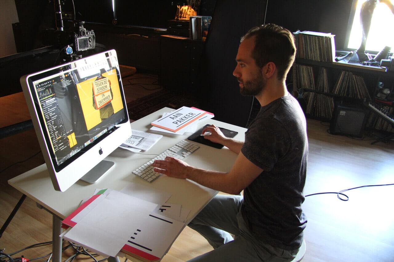 Studio Duel, ProDemos, Meester Burger, Meesterburger, Campagner, Fotoshoot